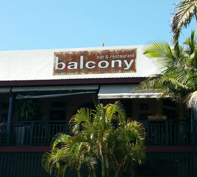 Breakaway to byron bay jetjotjam for Balcony restaurant byron